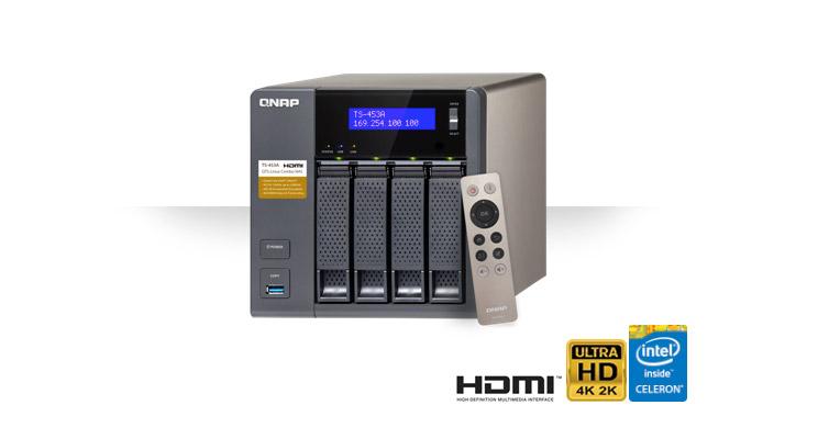 QNAP TS-453A recensione