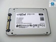 SSD Crucial MX500 retro