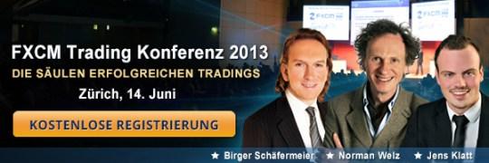 Trader Seminar in Zürich