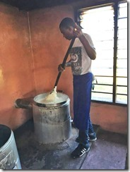 ugali_cooking