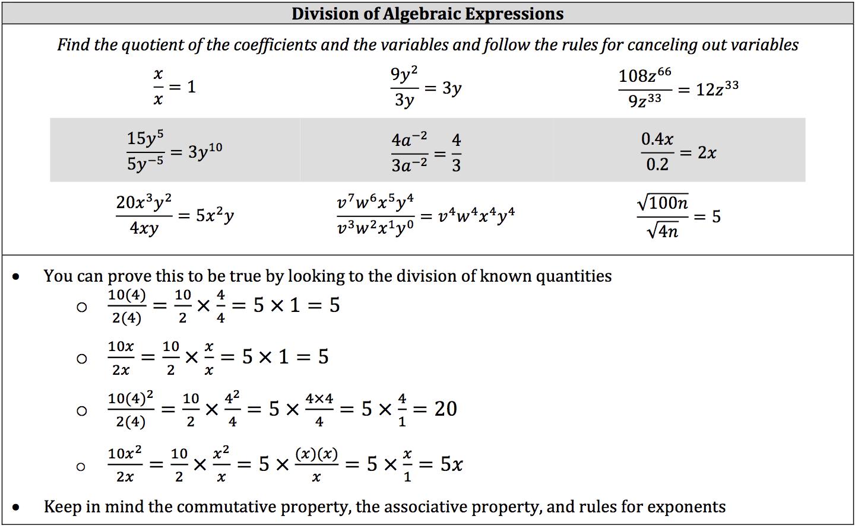 Worksheet Algebraic Expression Grass Fedjp Worksheet