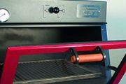New door for the charcoal oven model PIRA-45!