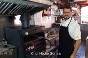 Horno brasa pira 45 lux - Restaurante El Bou