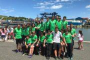 Escolares, Euskadi de Estilo Libre y Raphel del Tajo