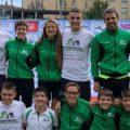 El Piragüismo Pamplona-Iruñea Piraguismoa campeón de la Liga Nacional Femenina Iberdrola de Ríos y Maratón y subcampeones en la general.