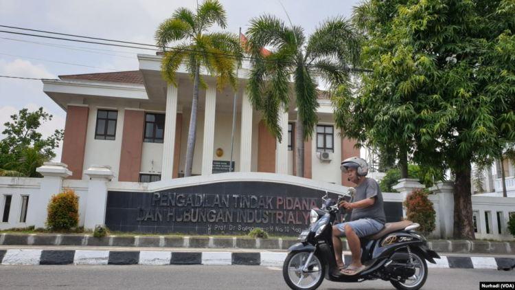 Gedung Pengadilan Tindak Pidana Korupsi