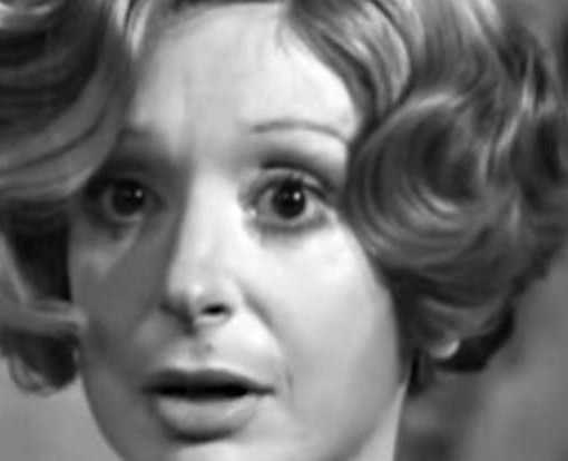 """Adriana Asti - """"La signora Morli uno e due"""" - RAI 1972"""