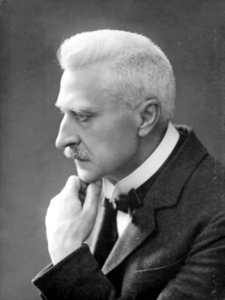 Rudolph Otto (1869 - 1937)