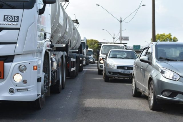 Prefeitura de São Paulo suspende multas de trânsito durante a quarentena