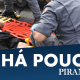 Em Piracicaba, idoso de 81 anos é atropelado por moto e fica gravemente ferido