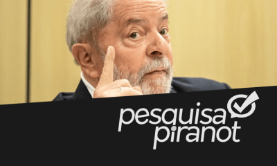 Lula livre ou não? Vote na enquete!