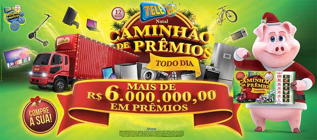 Tele Sena de Natal 2019 Resultado do Prêmio Todo Dia
