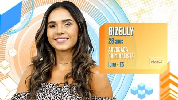 Quem é Gizelly do BBB20
