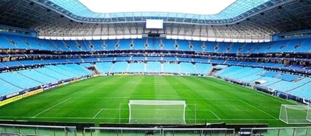 Grêmio x Internacional Rodada 2 Grupo E Libertadores