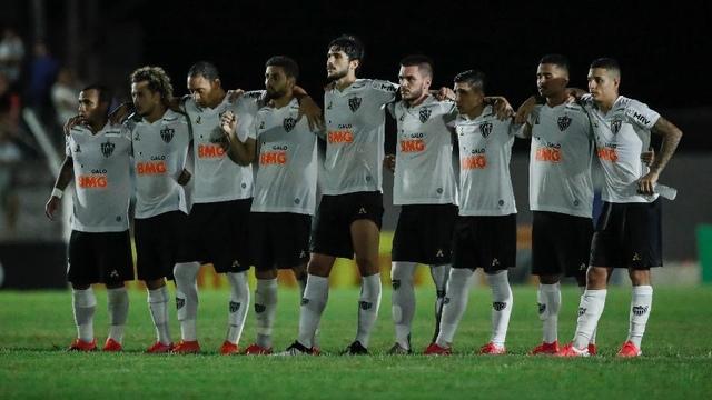 Atlético-MG se divide sobre volta aos treinos e pode copiar modelo do Inter
