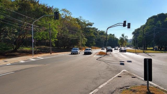 Em Piracicaba, obra de alargamento da Avenida Jaime Pereira chega ao fim