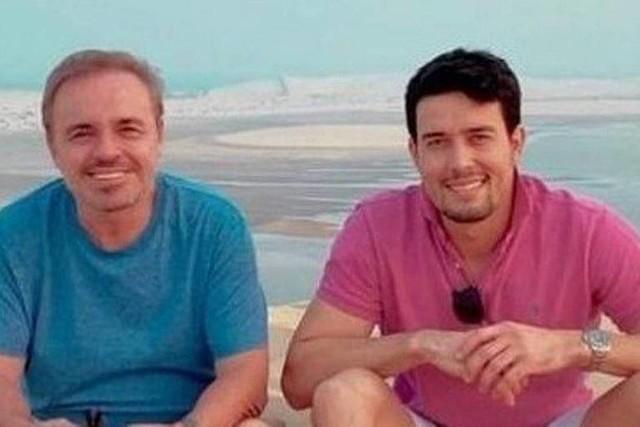 Thiago Salvático fala pela primeira vez sobre o relacionamento com Gugu Liberato