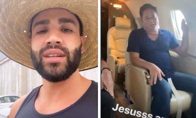 Avião com Gusttavo Lima e Leonardo faz pouso de emergência
