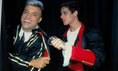 Tiago Ramos e Irinaldo - Foto: Reprodução