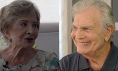 Gloria Menezes e Tarcísio Meira - Globo