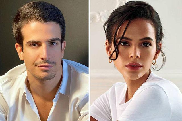 Após boato de romance, Bruna Marquezine e Enzo Celulari se chamam de 'mozão' na web