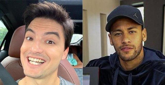 Felipe Neto pede posicionamento de Neymar diante aos atos racistas - Reprodução