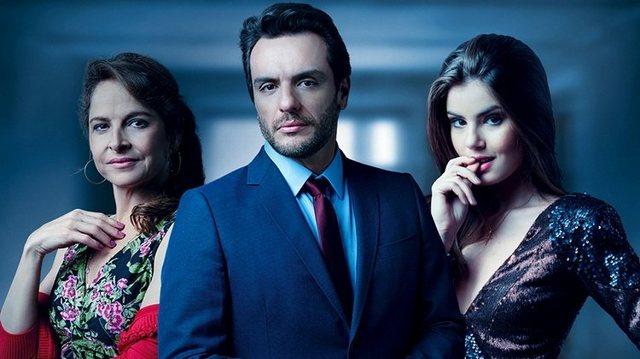 Foto com elenco de Verdades Secretas 2 - Globo