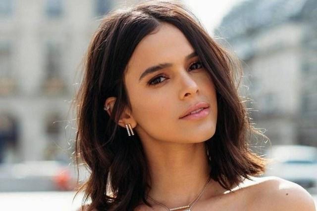 Uma foto da atriz Bruna Marquezine