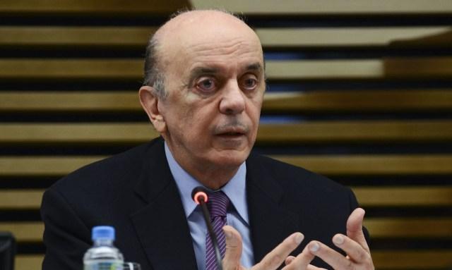 Uma foto de José Serra
