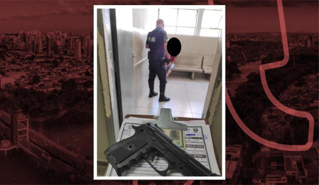 Homem compra 'arma' para ameaçar a ex de morte e acaba preso em Piracicaba