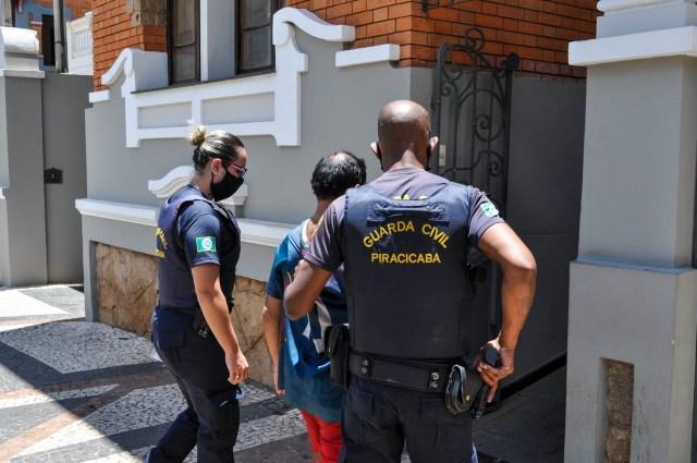 Em Piracicaba, indivíduo preso por agressão à mãe já havia sido preso anteriormente