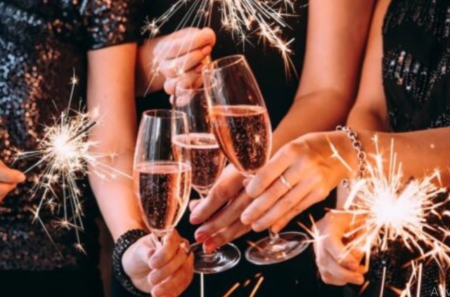 25 lindas mensagens de Ano Novo