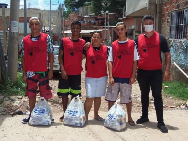Piracicaba (SP): Com apoio do PIRANOT, doação leva cestas básicas a famílias carentes da cidade