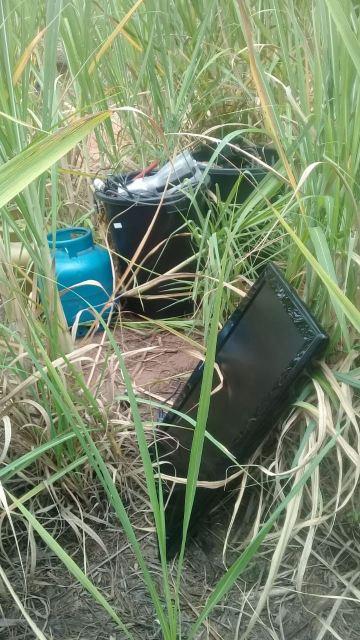 Piracicaba (SP): Após acionamento, Guarda Civil recupera objetos furtados em chácara da cidade