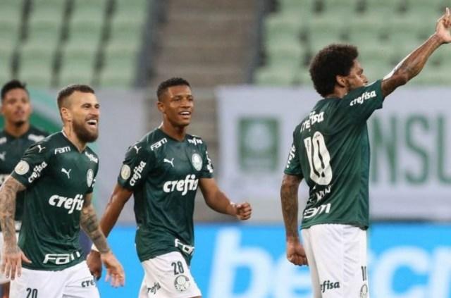 Palmeiras e River hoje na semifinal da Libertadores