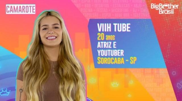 Veja quem é Viih Tube do BBB21