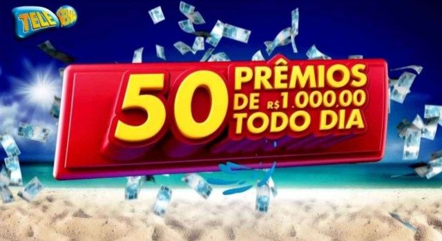 Resultado Prêmio Todo Dia da Tele Sena de Carnaval