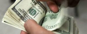 Dólar é a moeda mais usada no mundo - Foto: Reprodução