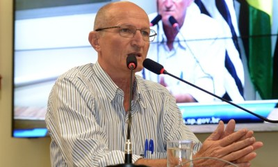 Vereador propôs ideia que se acatada diminuirá o número de 'santinhos' e acidentes em locais de votação - Foto: Fabrice Desmonts (Câmara de Vereadores de Piracicaba)