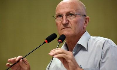 Camolesi em sessão da Câmara - Foto: Fabrice Desmonts / Câmara de Vereadores de Piracicaba
