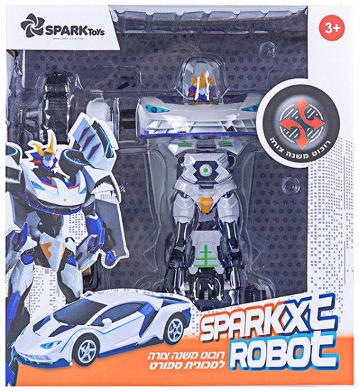 רובוט שלט משנה צורה