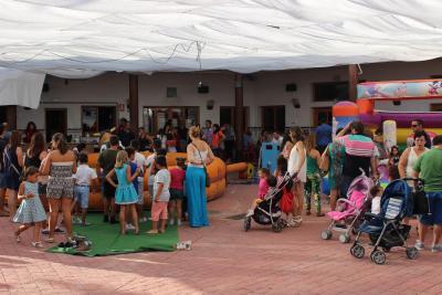 fiestaInfantil2015 261 | Piratas Villena