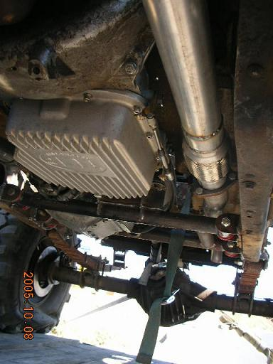 flexible exhaust coupling pirate 4x4
