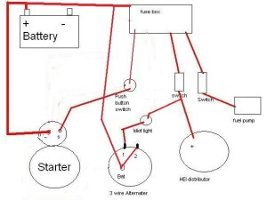 simple wiring diagram  Pirate4x4Com : 4x4 and OffRoad Forum