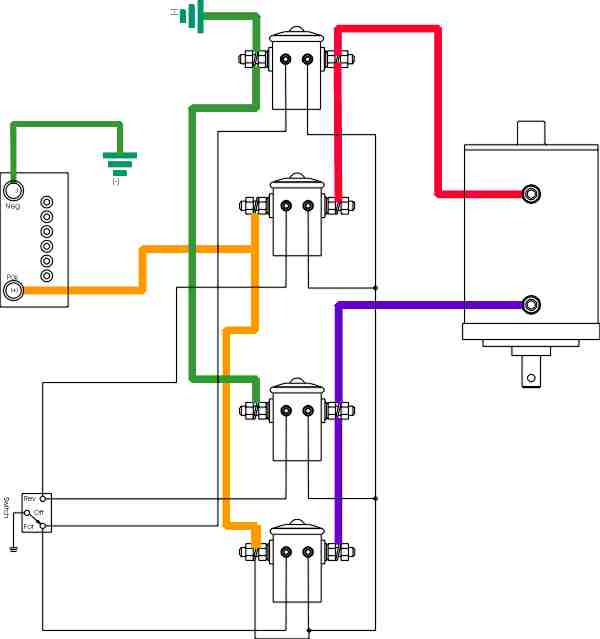 winch rocker switch wiring diagram wiring diagram winch isolator switch wiring diagram and hernes