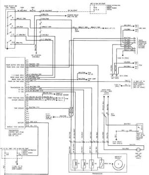 Need wiring diagram for 92 XJ AW4  Pirate4x4Com : 4x4