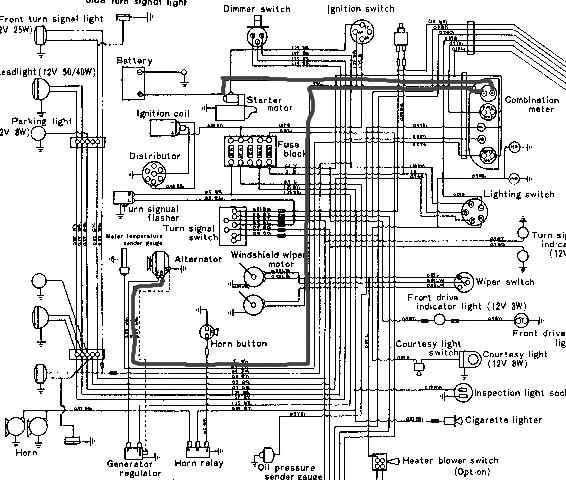 diagram toyota pickup 20r wiring diagram full version hd