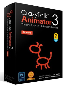 CrazyTalk Animator Pipeline Download Crack for Windows