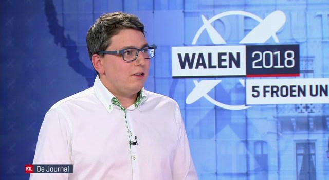 De Sven Clement am RTL Interview