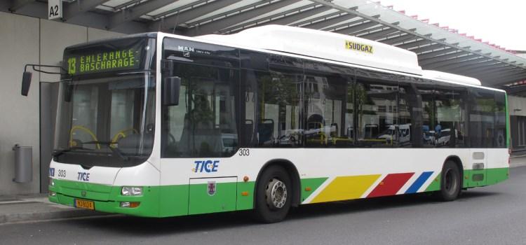 Reaktioun: Gratis ëffentlechen Transport